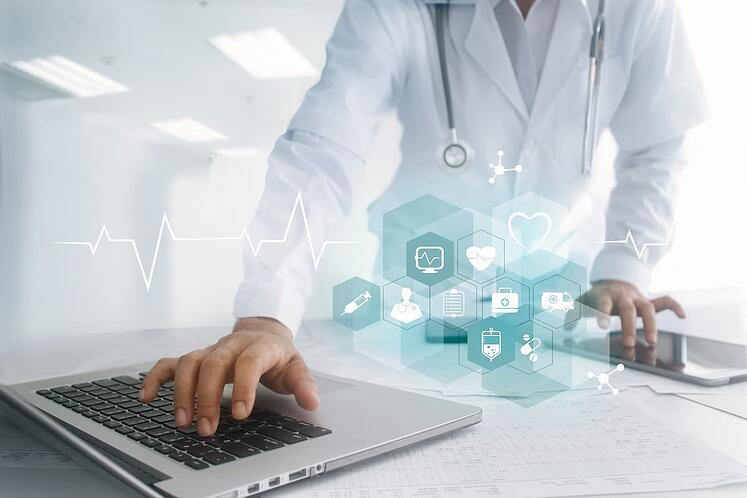 Doctor gathering patient insights