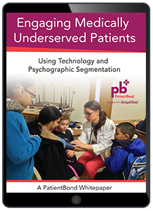 Engaging Medically Underserved Patients  Whitepaper Tablet